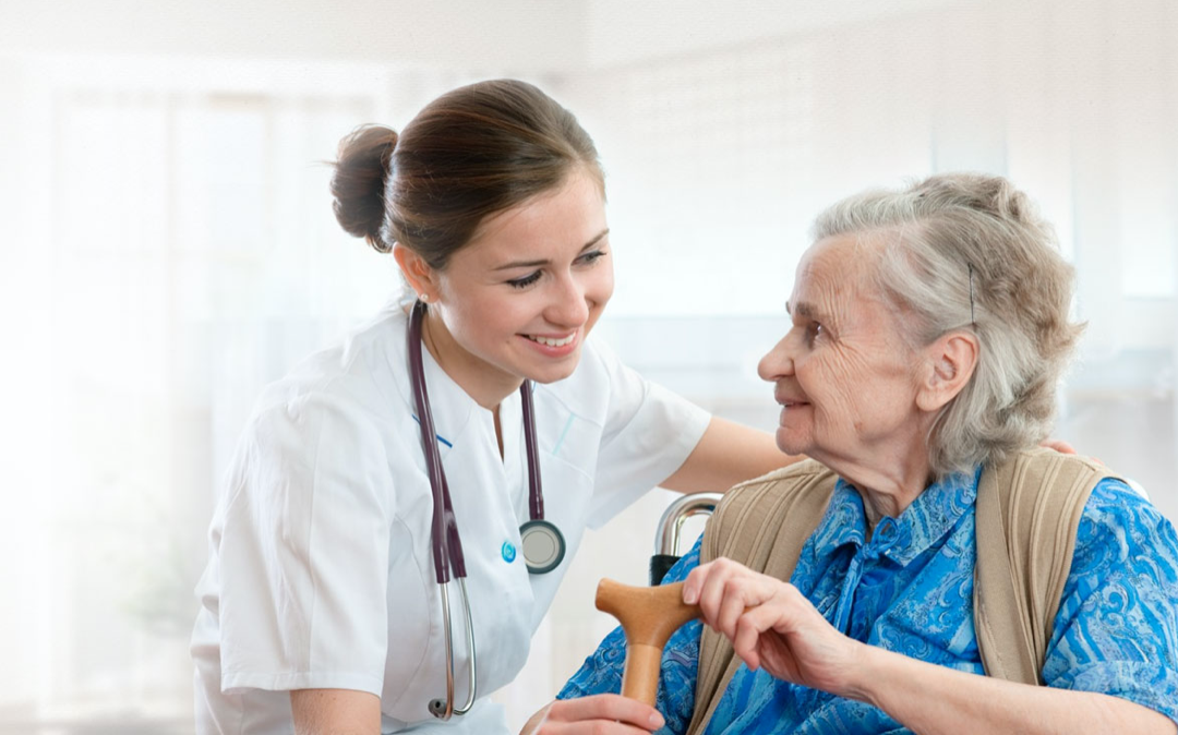 A Look at the Past, Present & Future of Homecare
